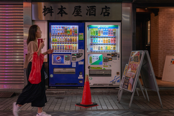 Vending machines open all night (2018_IK_01)