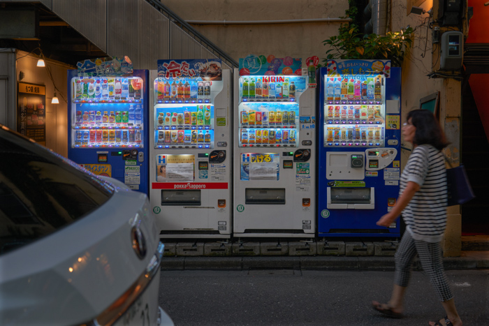 Vending machines open all night (2018_SN_01)