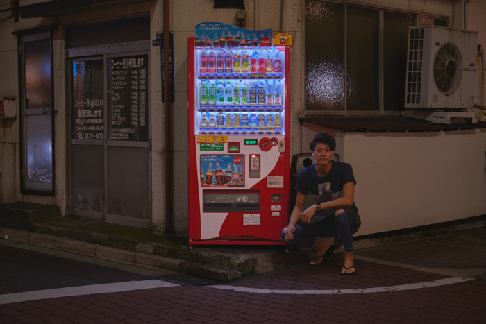 Vending machines open all night (2018_SN_13)