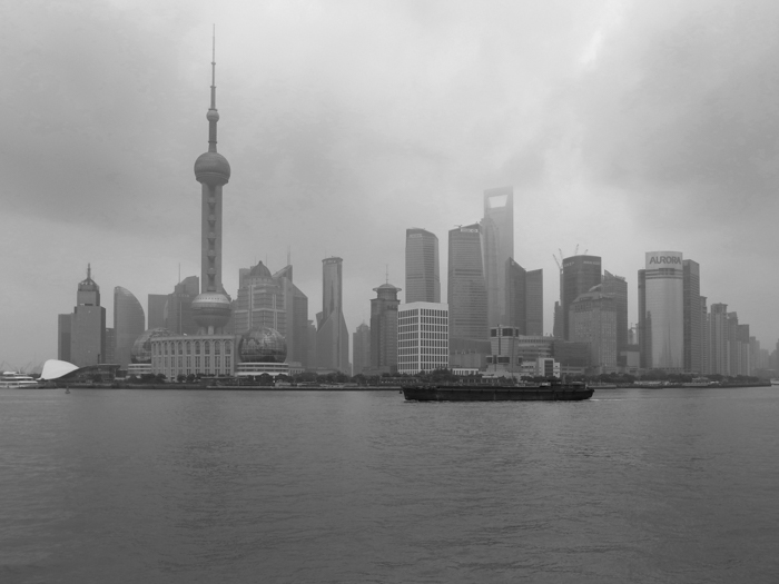 Sentimental Shanghai (2012-27)