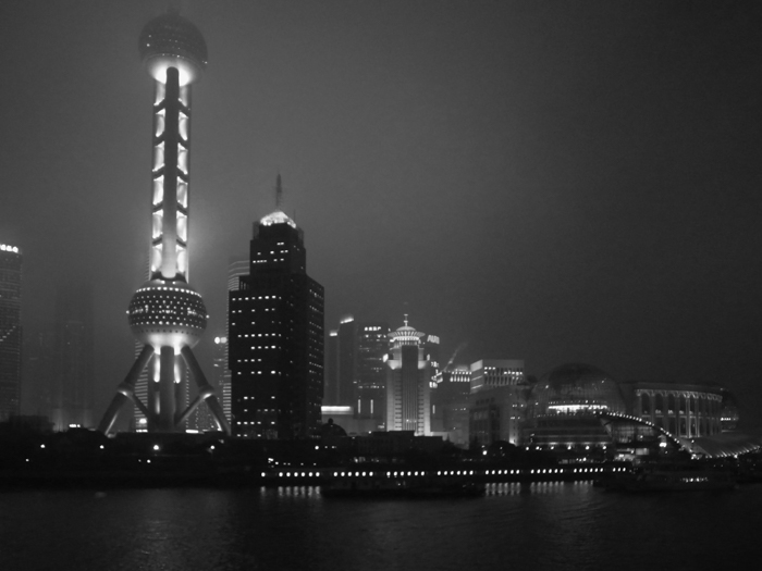 Sentimental Shanghai (2012-32)